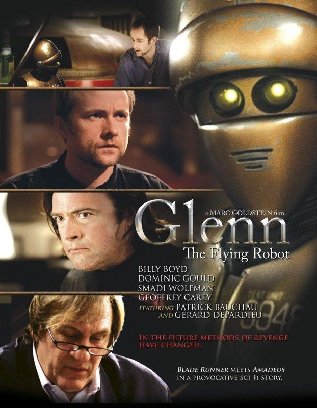 글렌, 플라잉 로봇