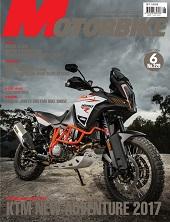 MOTORBIKE 2017년 06월호