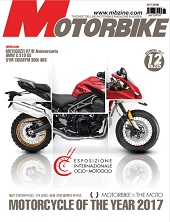MOTORBIKE 2017년 12월호