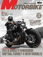 MOTORBIKE 2017년 11월호