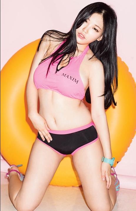 2015년 8월호 강선혜 [메이킹영상]