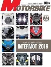 MOTORBIKE 2016년 11월호