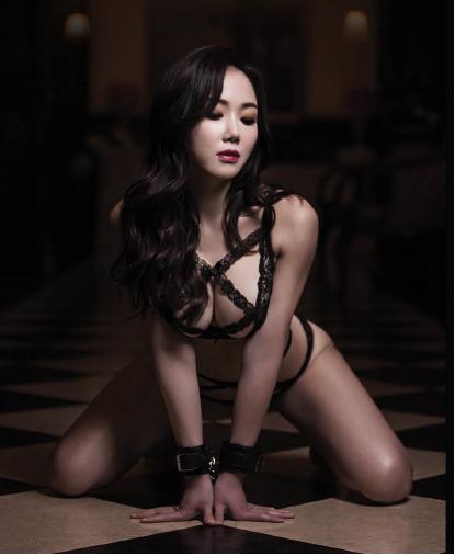 2014년 12월호 낸시랭 [메이킹영상]